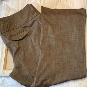 Robert Louis Brown Slacks, 20W